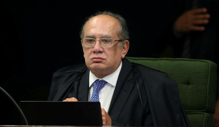 Gilmar Mendes citou mais de uma vez o caso do auditor fiscal Marco Aurélio Canal - Foto: Nelson Jr. | SCO | STF