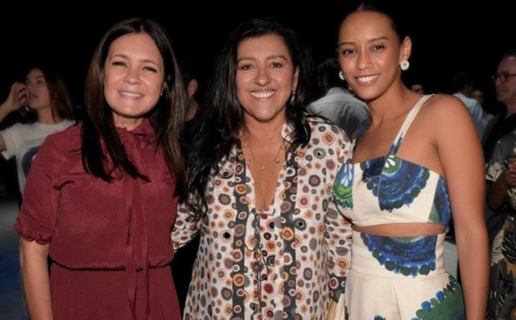 História da novela se baseará em três mães protagonistas, Lurdes (Regina Casé), Thelma (Adriana Esteves) e Vitória (Taís Araújo) - Foto: Divulgação