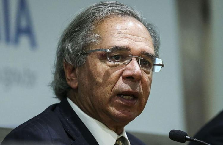 ministro voltou a criticar a forma como as contas públicas estaduais são tratadas Foto: José Cruz | Agência Brasil - Foto: José Cruz | Agência Brasil
