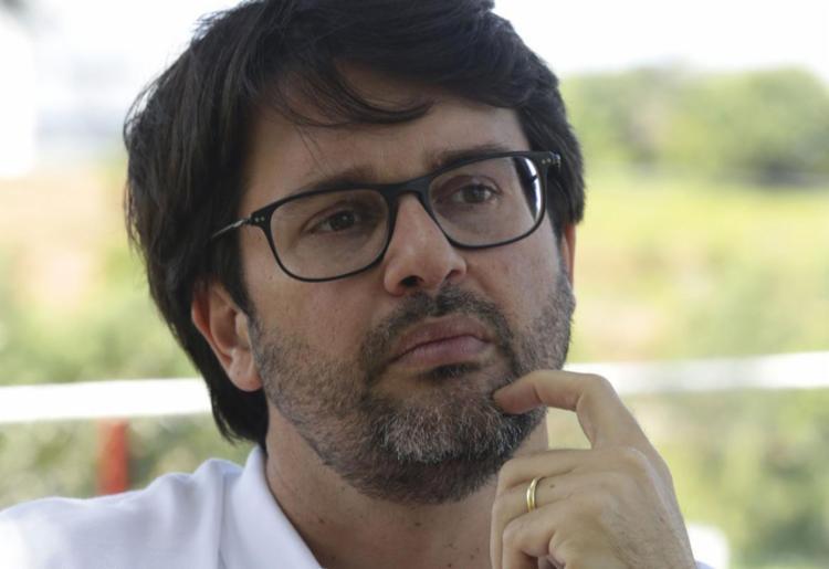 Guilherme Bellintani, presidente do Esporte Clube Bahia - Foto: Luciano da Matta   Ag. A TARDE   13.9.2019