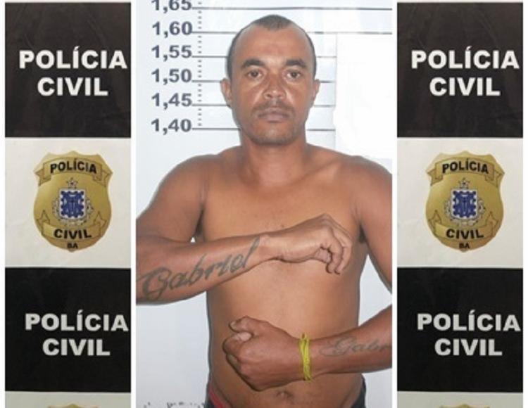 Moisés se apresentou a delegacia e confessou o crime - Foto: Divulgação | Polícia Civil