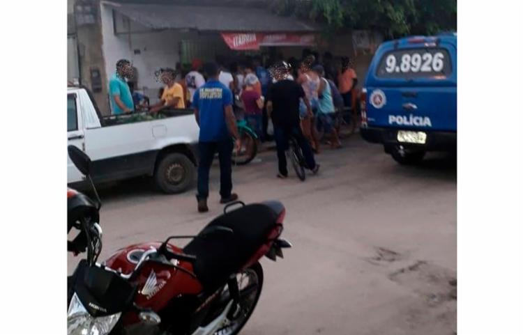 Polícia Civil está investigando o homicídio - Foto: Reprodução | Teixeira Hoje