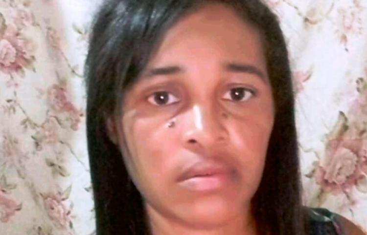 Jociene foi assassinada dentro da própria casa - Foto: Reprodução | Acorda Cidade