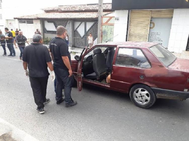 Renan Pereira dos Santos foi baleado na cabeça, barriga e rosto - Foto: Reprodução   Acorda Cidade