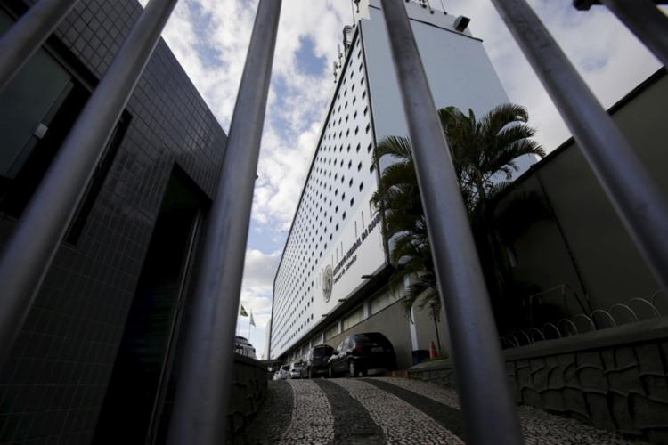 Fachada do Instituto Federal da Bahia (Ifba), no bairro do Barbalho, em Salvador - Foto: Adilton Venegeroles | Ag. A TARDE | 6.5.2019