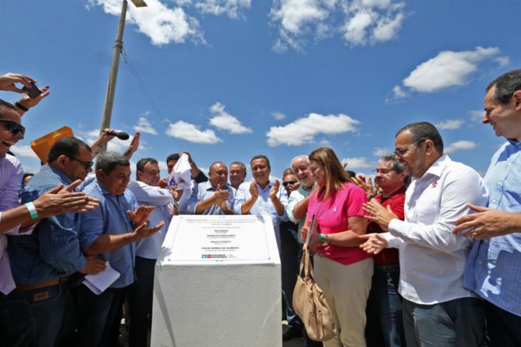 Governador cumpriu agenda extensa no município - Foto: Paula Fróes_GOVBA