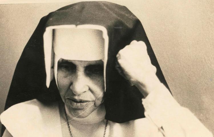 Religiosa se tornará a primeira santa de nosso tempo nascida no Brasil - Foto: Arquivo A TARDE