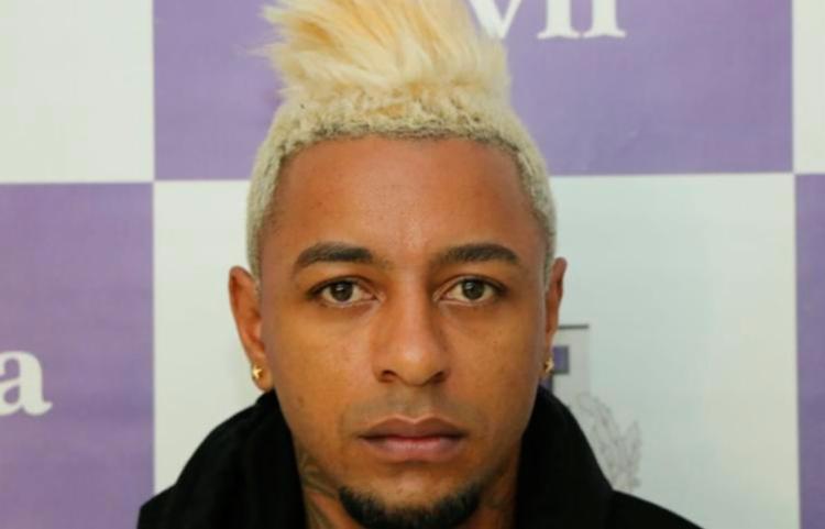 Influenciador digital está preso acusado de matar o ex-sócio da banda Black Style - Foto: Divulgação | SSP