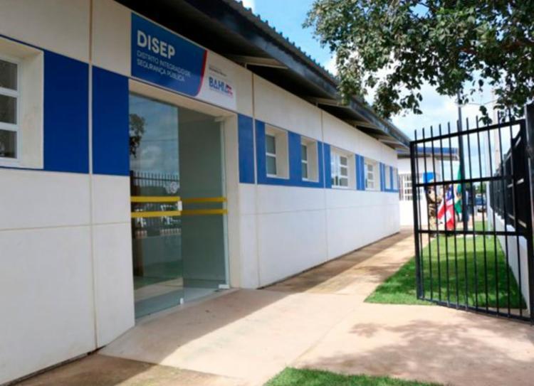Polícia encaminhou suspeito para Disep | Foto: Divulgação | SSP-BA - Foto: Divulgação | SSP-BA