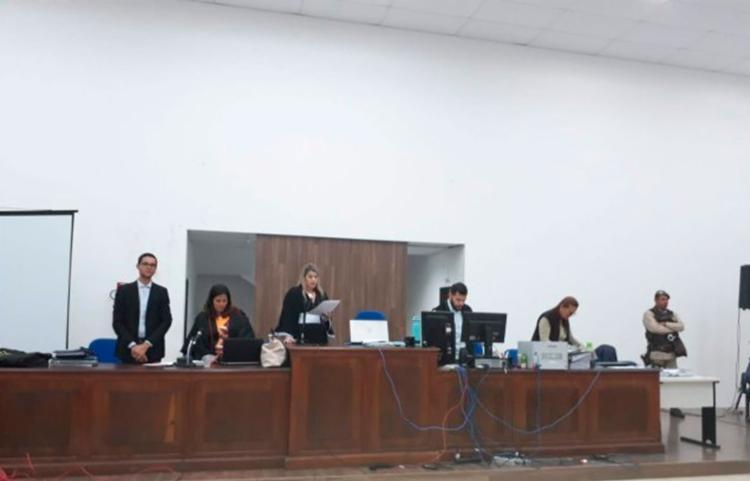 Pena será cumprida no Conjunto Penal de Feira de Santana - Foto: Aldo Matos | Acorda Cidade