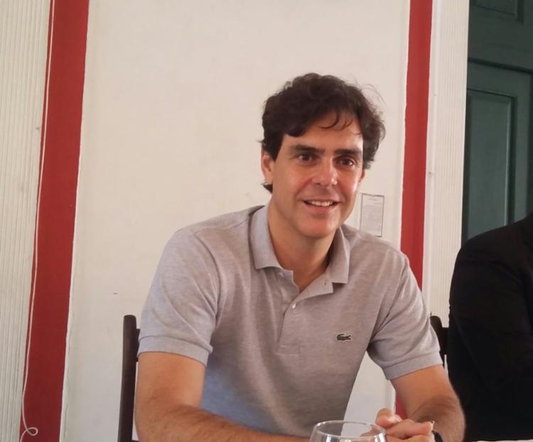 Guilherme Benchimol, um dos fundadores CEO da XP, participou de uma palestra em Salvador - Foto: Shirley Stolze | Ag. A TARDE