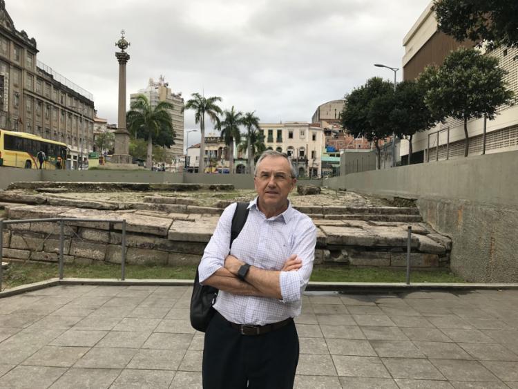 Laurentino Gomes, jornalista e escritor - Foto: Arquivo pessoal | Divulgação