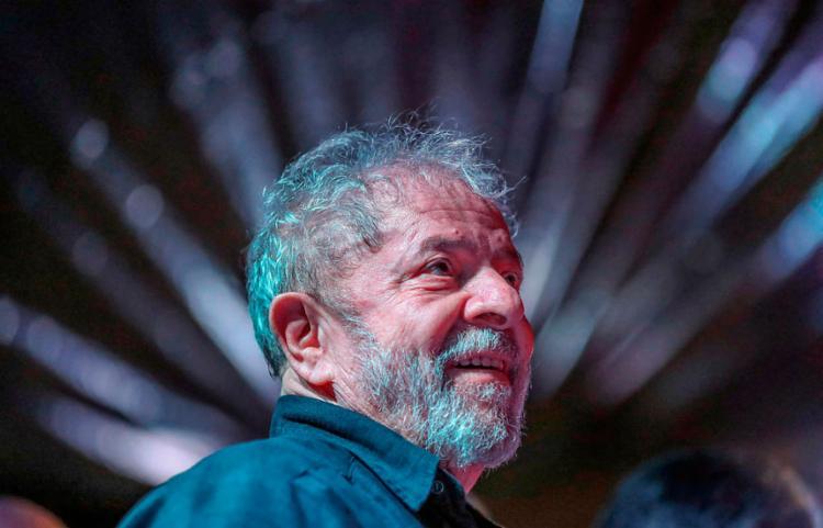 Lula disse que não aceita