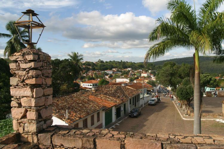 Lençóis está entre as oito cidades mais charmosas do País - Foto: Carlos Casaes   Ag. A TARDE   29.8.2003