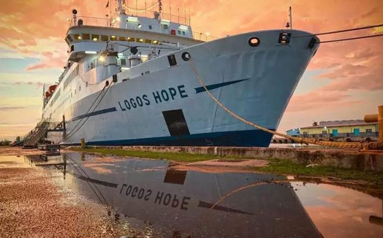 Navio atraca em Salvador e estará aberto para visitação a partir de 25 de outubro - Foto: Dilvugação