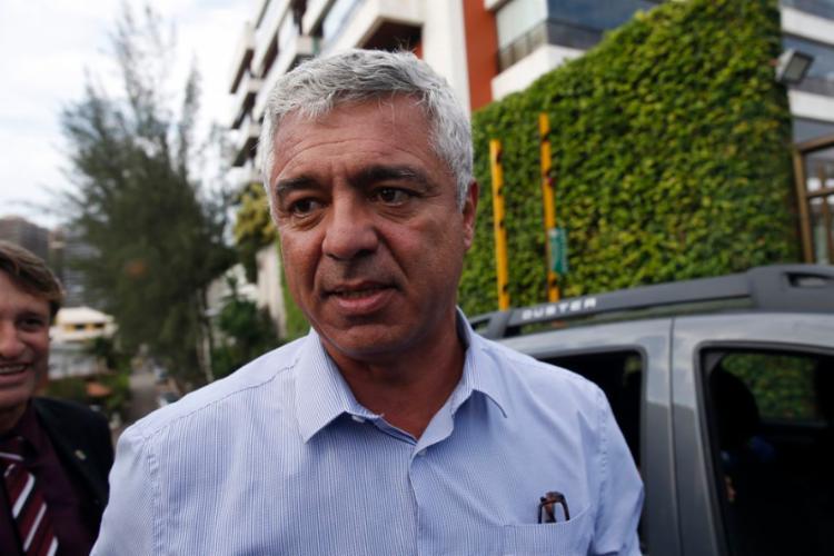 Outro alvo das críticas de Olimpio foi o senador Flávio Bolsonaro - Foto: Fernando Frazão | Agência Brasil