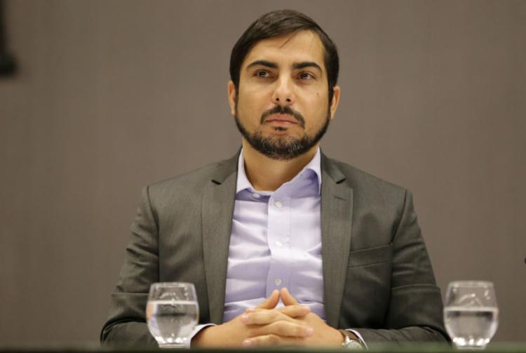 Marcell Moraes, deputado estadual (PSDB) - Foto: Adilton Venegeroles | Ag. A TARDE | 2.4.2018