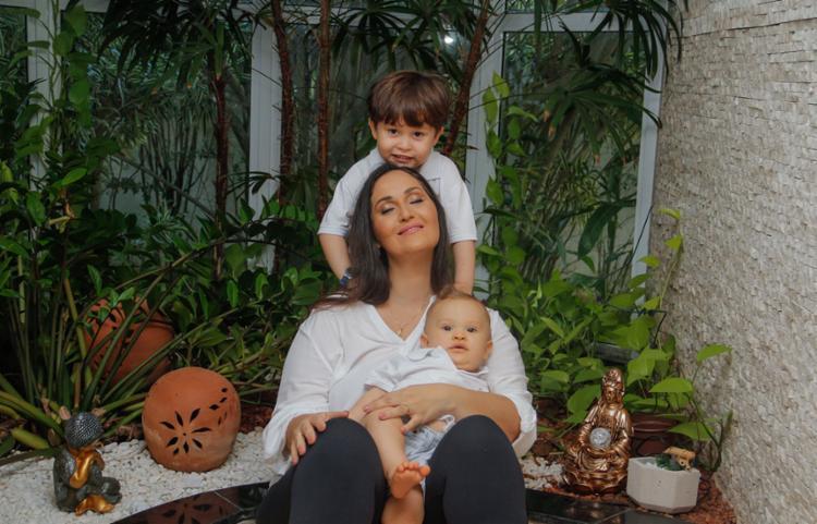 Segundo a autora, ligação entre mãe e bebê se inicia antes da concepção - Foto: Nana Moreno | Divulgação