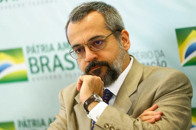 Weintraub atribuiu parte do baixo desempenho à falta de incentivo para a realização das provas - Foto: Marcelo Camargo   Agência Brasil