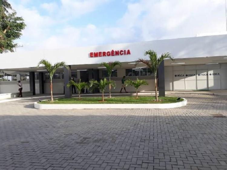 Crime ocorrem em frente ao Hospital Geral Clériston Andrade - Foto: Reprodução | Acorda Cidade