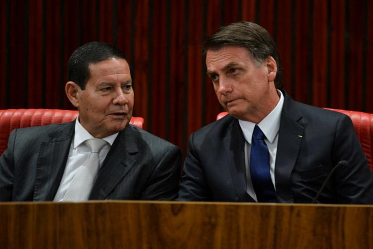 Porteiro ouvido pela Polícia Civil citou diretamente o presidente da República - Foto: Valter Campanato | Agência Brasil