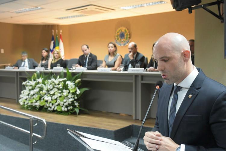 Luís está assumindo a instituição desde 2017, quando sucedeu Alberto Balazeiro - Foto: Filipe Augusto | Ag. A TARDE