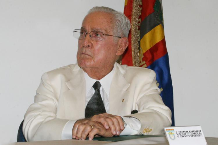 Norberto Odebrecht, amigo de Irmã Dulce, faria 99 anos - Foto: Mila Cordeiro l Secom Governo