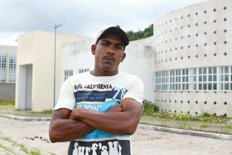 Montador Antônio Carlos lembra que os postos foram se deteriorando antes de serem inaugurados