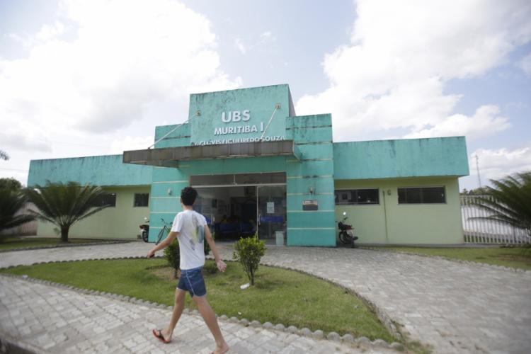 UBS de Muritiba sem médico - Foto: Joá Souza | Ag A TARDE