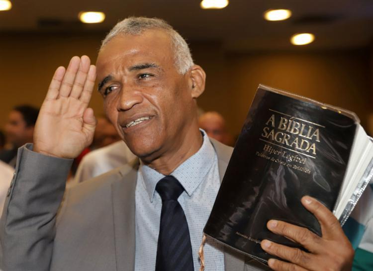 Deputado federal Pastor Sargento Isidório (Avante) - Foto: Divulgação   30.9.2019
