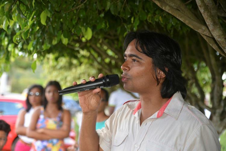 Prefeito soma 38,94% das intenções de voto - Foto: Abdias Alves | Divulgação
