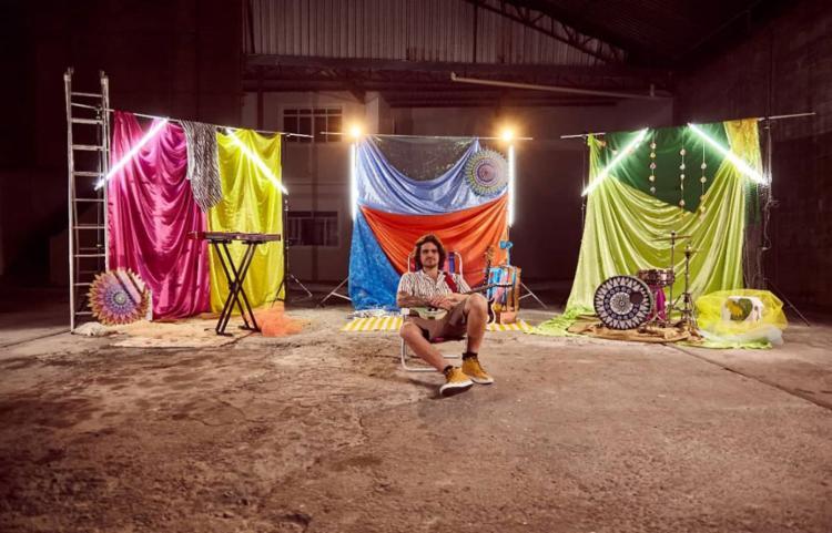 'Dançar' é a primeira música que o artista produz para si mesmo - Foto: Divulgação