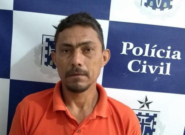 Emerson da Mota, conhecido como 'Merson' foi encontrado em Jaguaquara - Foto: Divulgação   Polícia Civil