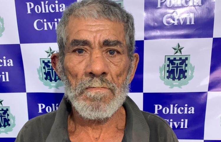 Chico Cobra foi autuado por homicídio e está à disposição da Justiça - Foto: Divulgação | Polícia Civil