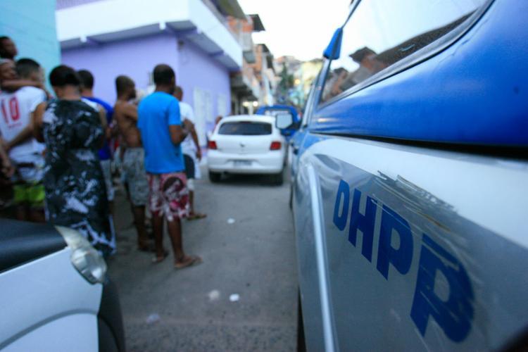 A Polícia Civil informou que investiga a morte da vítima | Foto: Joá Souza | Ag. A TARDE - Foto: Joá Souza | Ag. A TARDE