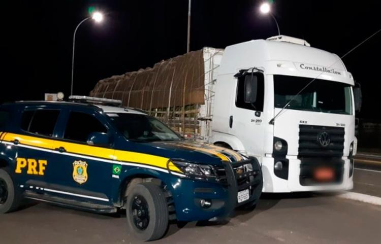 Veículos foram encaminhados para a delegacia da região - Foto: Divulgação | PRF