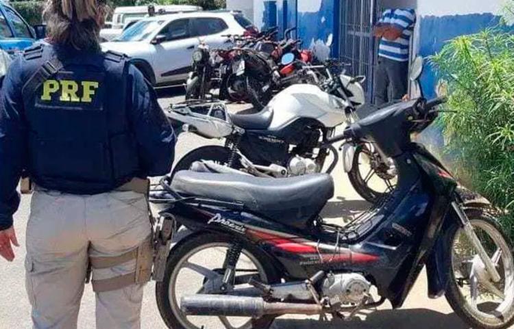 Idoso afirmou que garantiu o veículo em um site de compra e venda - Foto: Divulgação   PRF