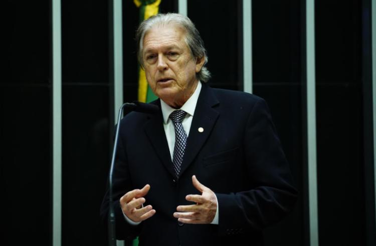 Presidente do partido, Luciano Bivar prepara pedidos de expulsão de deputados federais ligados ao presidente Jair Bolsonaro - Foto: Câmara dos Deputados   Divulgação