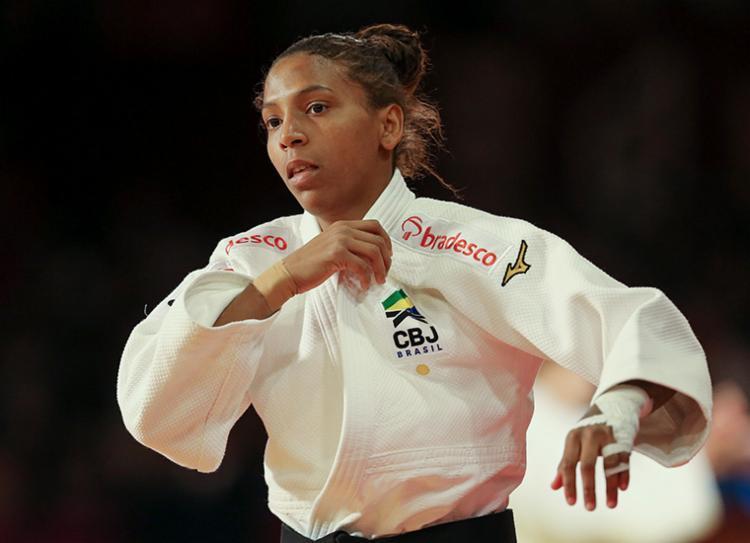 Este é primeiro título da atleta na modalidade individual dos Jogos Militares - Foto: Abelardo Mendes Jr | Rede do Esporte