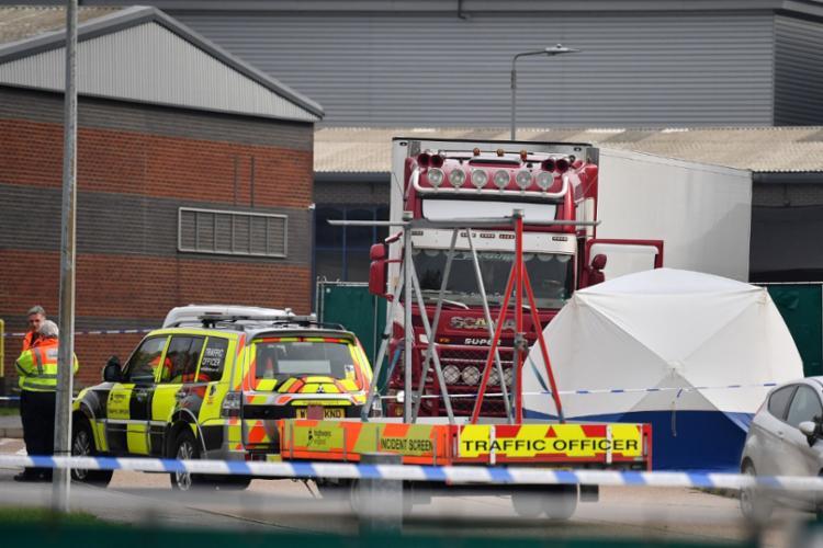 Autoridades não divulgaram até o momento informações sobre a origem das vítimas - Foto: Ben Stansall   AFP