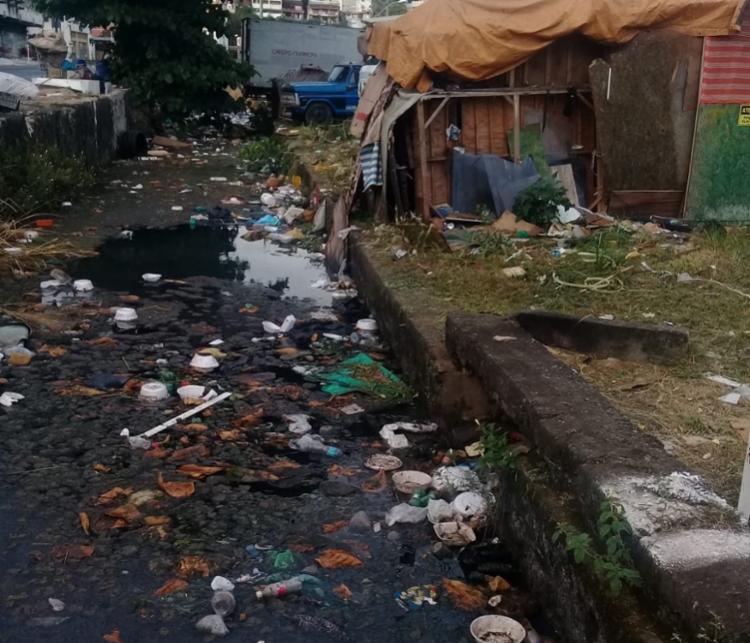 Rio deve ser macrodrenado até março de 2020 - Foto: Ivonilson Almeida   Cidadão Repórter via WhatsApp