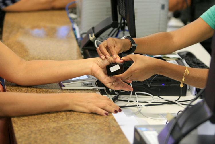 Recadastramento biométrico será um dos serviços ofertados   Foto: Luciano da Matta   Ag. A TARDE - Foto: Luciano da Matta   Ag. A TARDE