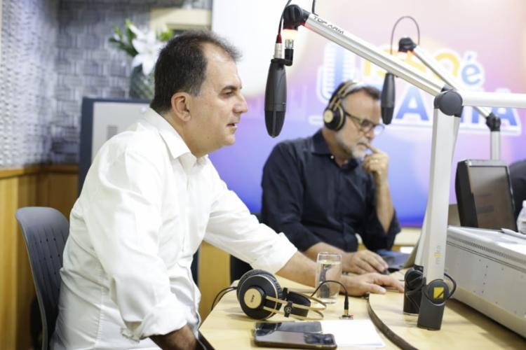 Fábio Mota revelou que as medidas foram tomadas para não prejudicar a população - Foto: Raul Spinassé   Ag. A TARDE