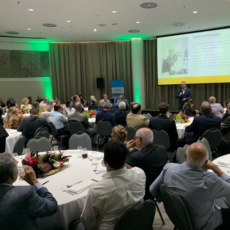 O presidente da Salvador Destination, Roberto Duran, comentou sobre o turismo de eventos - Foto: Divulgação | Salvador Destination