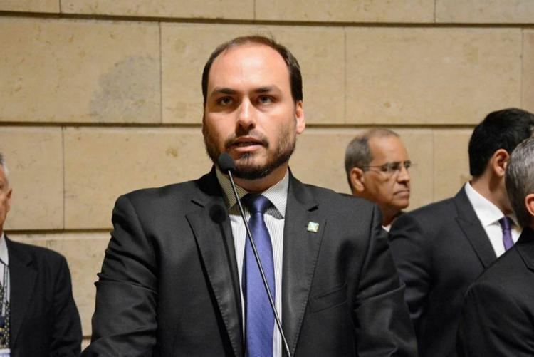 Vereador publicou um pedido de desculpas em sua conta pessoal - Foto: Renan Olaz | CMRJ
