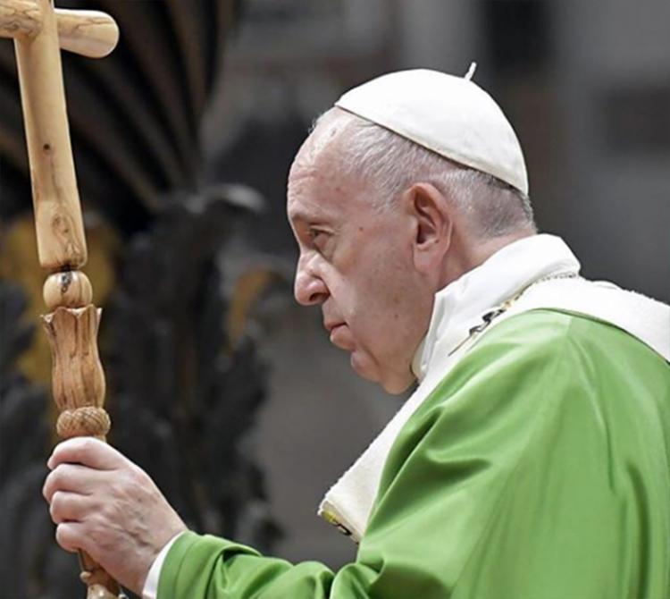 Proposta baseada em apelo ambiental pela Amazônia foi apresentada ao papa Francisco - Foto: Reprodução   Instagram