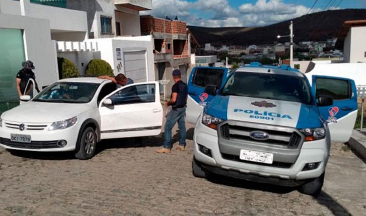 A ação busca combater o tráfico de drogas em cidades baianas - Foto: Divulgação | Polícia Civil