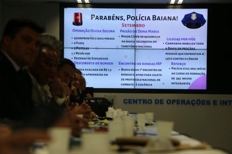 Neste ano, a polícia baiana contabilizou um total de 347 casos, entre todos os 417 municípios do estado. - Foto: Divulgação   SSP