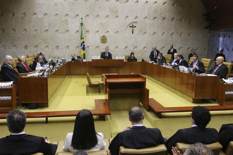 Os votos dos 11 ministros serão proferidos na sessão de quarta-feira, 16 - Foto: Fabio Rodrigues Pozzebom l Agência Brasil