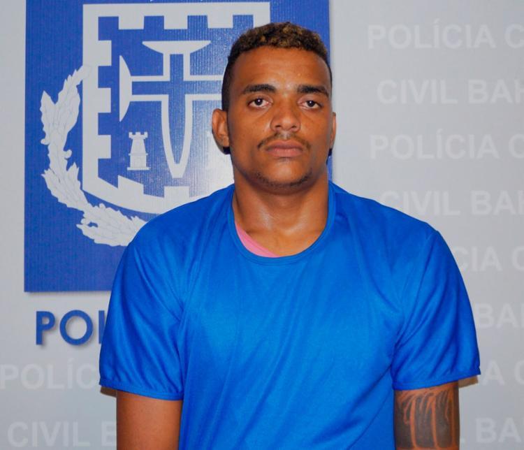 Suspeito irá passar por audiência de custódia - Foto: Divulgação | SSP